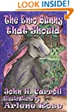 The Emo Bunny that Should (Stories for Demented Children Book 1)