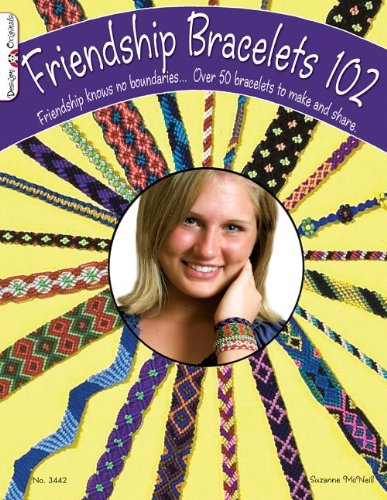 #3442 Friendship Bracelets 102 (Design Originals) [Paperback]
