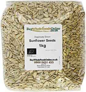 Buy Whole Foods Organic Sunflower Seeds 1 Kg