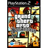 "Grand Theft Auto: San Andreas - [Playstation 2]von ""Rockstar Games"""