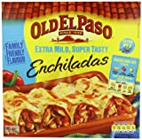 Old El Paso Extra Mild Enchilada Kit 585 g (Pack of 2)