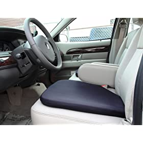 Best car seat covers - CONFORMAX Anywhere-Anytime Gel Car or Truck Seat Cushion (L18SAU)