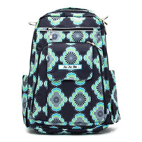 Ju-Ju-Be Be Right Back Backpack Diaper Bag, Moon Beam