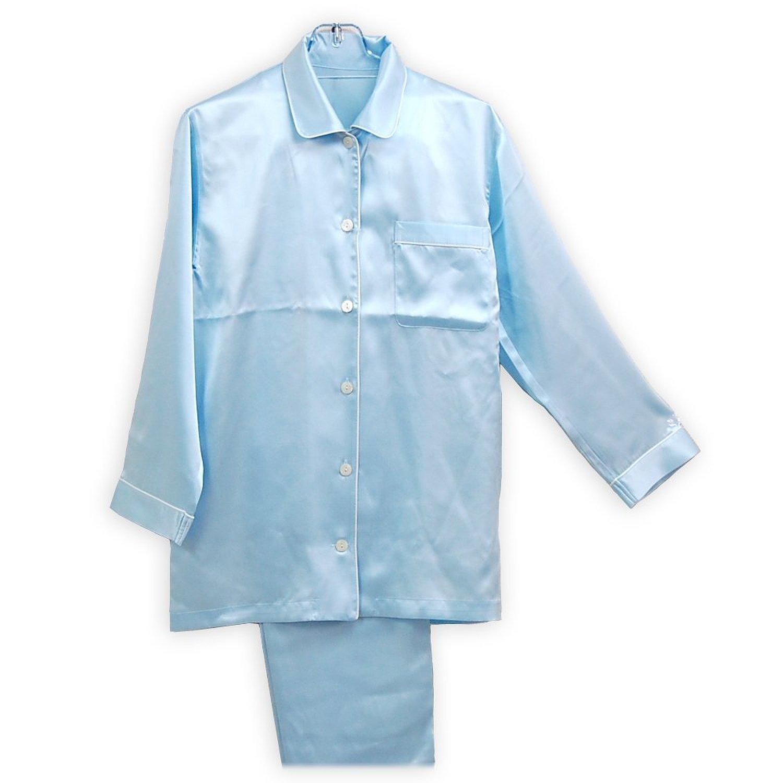 (ワコール)Wacoalパーソナル レディース・シルクシャツパジャマ YDX506
