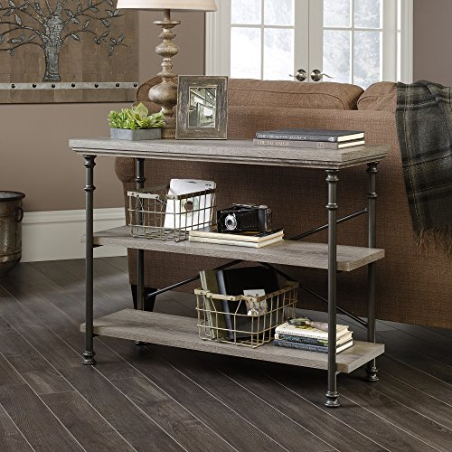 Sauder Canal Street Console Table (Industrial Console compare prices)