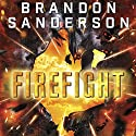 Firefight: The Reckoners, Book 2 (       UNABRIDGED) by Brandon Sanderson Narrated by MacLeod Andrews