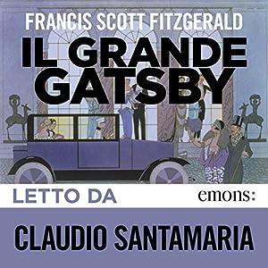 Il grande Gatsby Audiobook
