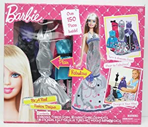 Barbie Be a Fashion Designer