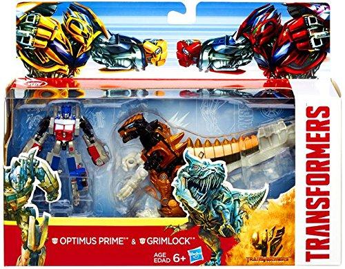 Transformers Figuren Set Potimus Prime und Grimlock – A7768 – Transformers Ära des Untergangs günstig