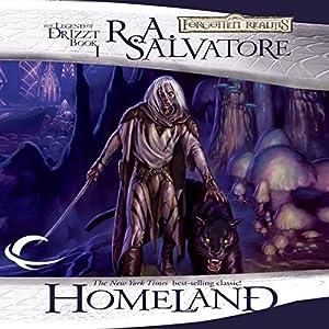 Homeland | Livre audio