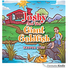 Joshy And The Giant Goldfish