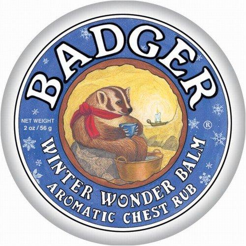 Badger Aromatic Balm .75oz Tin