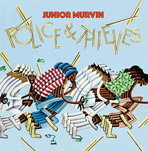 Vinilo : Junior Murvin - Police & Thieves (Colored Vinyl)