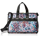 LeSportsac Medium Weekender Carry On Bag, Alla Prima Floral, One Size