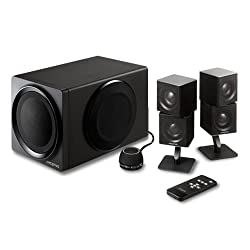 Creative T6 Series II 2.1 Wireless Bluetooth Speaker System (Black)