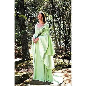 Vestito da sposa - Elfo - Costume da donna - Eventi LARP