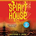 Spirit House Audiobook by Christopher G. Moore Narrated by P. J. Ochlan