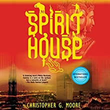 Spirit House (       UNABRIDGED) by Christopher G. Moore Narrated by P. J. Ochlan