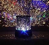 (エスシー アリアス)SC ARIAS 部屋 プラネタリウム イルミネーション 光 ライト 癒し 和み ムード 満天 イルミ 投影機 雰囲気 家庭用 (01 星空)