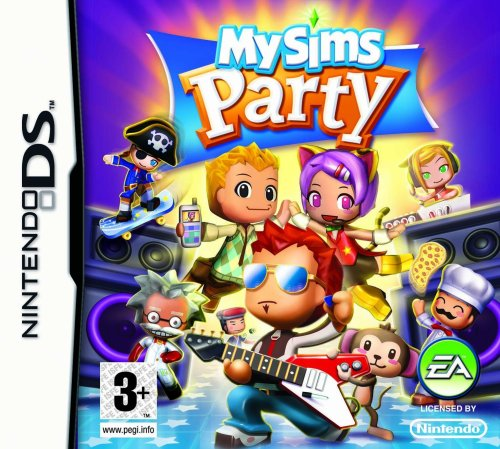 MySims Party (EUR)