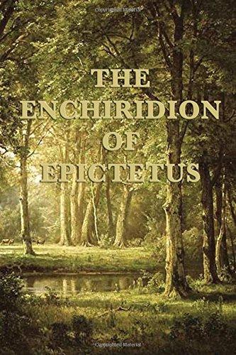 The Enchiridion of Epictetus