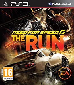 Need For Speed The Run Ps3 by Electronic Arts