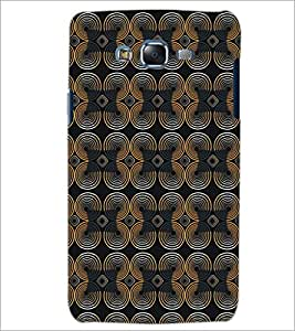 PrintDhaba Pattern D-5222 Back Case Cover for SAMSUNG GALAXY J5 (Multi-Coloured)