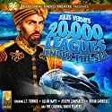 20,000 Leagues Under the Sea Audiobook by  Jules Verne,  Deniz Cordell Narrated by J. T. Turner, Allan Mayo, Joseph Zamparelli, Robin Gabrielli,  The Colonial Radio Players