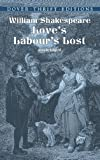 William Shakespeare Love's Labour's Lost (Dover Thrift Editions)