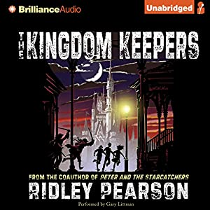 The Kingdom Keepers Audiobook