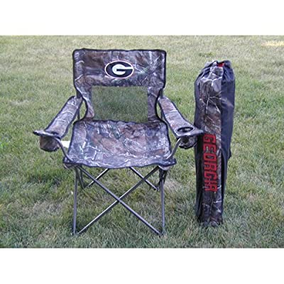 Rivalry Rv-1500 Ncaa Realtree Camo Chair Team: Georgia