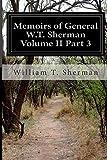 Memoirs of General W.T. Sherman Volume II Part 3
