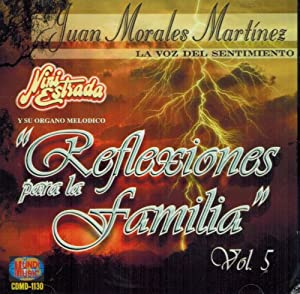 Nini Estrada, Juan Morales Martinez - Nini Estrada (Reflexiones Para