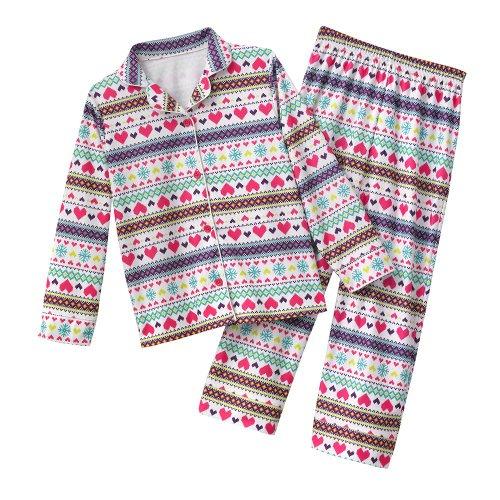 Girls Pajamas Size 7