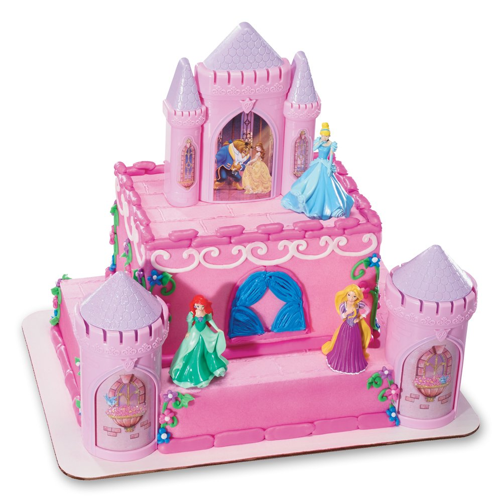 Disney Princess Birthday Party Cake Toppers Birthday Wikii