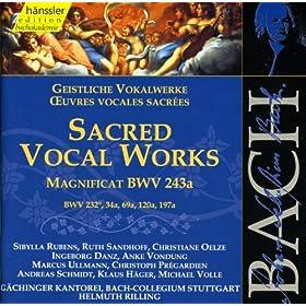 Bach, J.S.: Magnificat in E-Flat Major, Bwv 243A