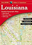 Louisiana Atlas & Gazetteer (0899332862) by Delorme
