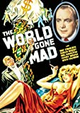 World Gone Mad [DVD] [1933] [Region 1] [US Import] [NTSC]