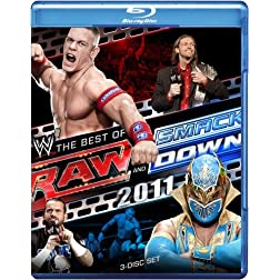 Raw & Smackdown: The Best of 2011 [Blu-ray]