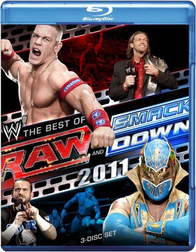 WWE: The Best of Raw and SmackDown 2011 [Blu-ray]