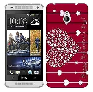 Wow Premium Design Back Cover Case For HTC One Mini