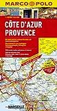 MARCO POLO Karte Cote d'Azur, Provence 1:200.000
