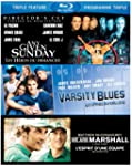 Football: Triple Feature (Varsity Blu...
