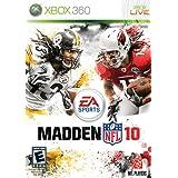Madden NFL 10 - Xbox 360 ~ Electronic Arts