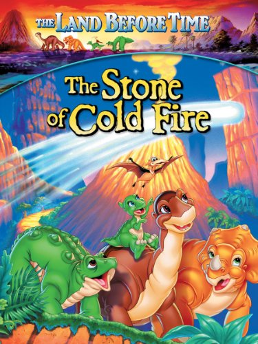 Amazon Com The Land Before Time Vii The Stone Of Cold
