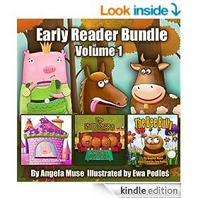Early Reader Bundle Volume 1