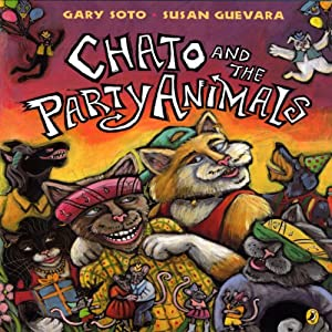 Chato and the Party Animals Audiobook