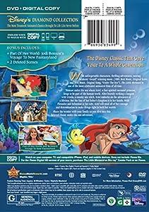The Little Mermaid (Diamond Edition) [DVD +Digital Copy] by Walt Disney Studios Home Entertainment