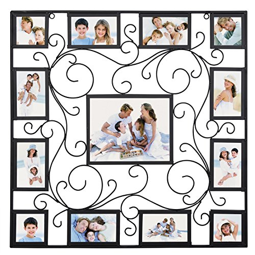 Metal Collage Picture Frames