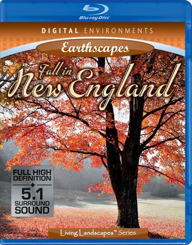 Living Landscapes: Fall in New England / Живые Пейзажи: Осень в Новой Англии (2007)